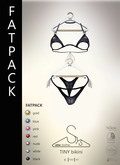 [sYs] TINY bikini (body mesh) - FATPACK