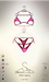 [sYs] TINY bikini (body mesh) - pink