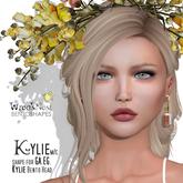 { wren's nest } Kylie Shape for GA.EG. Kylie Bento head