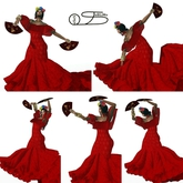 SuBLiMe PoSeS - Sevillana (Wear Box)