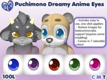 (mc) Puchimono Dreamy Anime Eyes