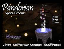 Pandorian Space Grooves