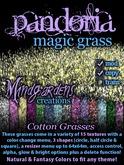 MG - Pandoria Magic Grass - Cotton