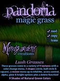 MG - Pandoria Magic Grass - Lush