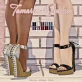 DM:: Tamara Sandals - Maitreya  Slink  Belleza