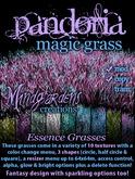 MG - Pandoria Magic Grass - Essence