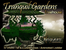 MG - Tranquil Garden Treehouse