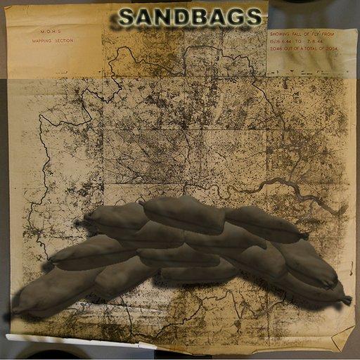 WW2 Sandbags