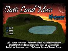 MG - Oasis Land Mass