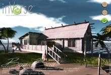 inVerse® MESH -Bora Bora -  furnished beach house hi-definition