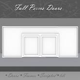 Full Perm Double Doors