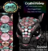 Folly - Crystal Helm for Noodles - Femme