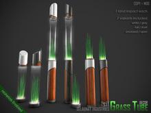 ~isil~ Grass Tube Set