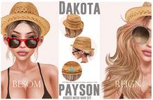 #Besom~Payson/ Dakota Set *All Tones*