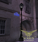 =IcaruS= Paris StreetLamp Single 1.3 BOXED