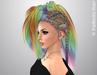 FaiRodis Elis hair rainbow+decorations  pack