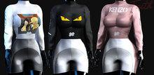 \\FAITH// Sport Bodysuit *Xclusive Pack