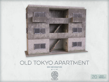 Old Tokyo Apartment