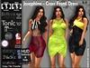 :: D!vine Style :: Josephine - Cross Front Dress