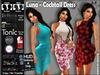:: D!vine Style :: Luna - Cocktail Dress