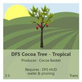 DFS Cocoa Tree - Tropic