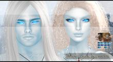 -Elemental- 'White Walker' Animated Eyes