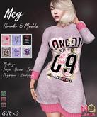:: No Cabide :: Meg Sweater - HUD 6 Models