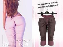 Lunar - Luna Pants & Panties - Dusk