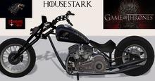 possessed bikes House of Stark GOT Special offer!