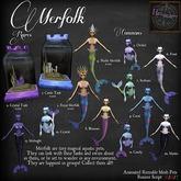 12. *HEXtraordinary* Merfolk Commoner - Crystal