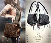 [sYs] GYPSY bag (Rigged & Unrigged mesh) - DEMO