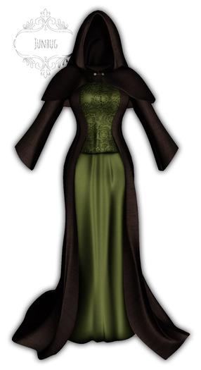 *{Junbug}* Dolcinea's Robe Complete Set