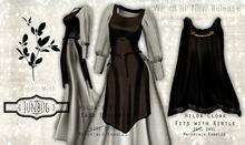 *{Junbug}* Hilda's Kirtle + Cloak Complete Set