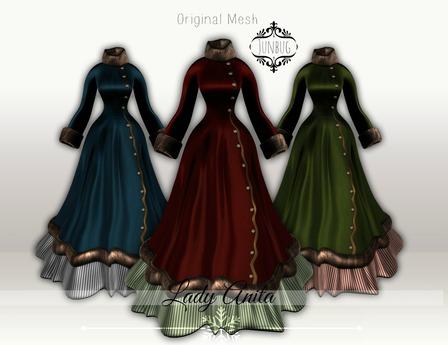 *{Junbug}* Lady Anita Complete Set