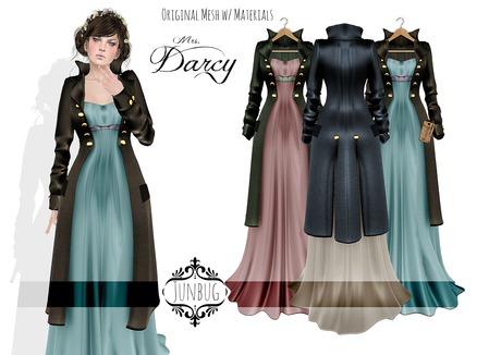 *{Junbug}* Mrs. Darcy Complete Set