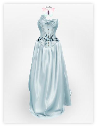 *{Junbug}* Adeline Complete Set