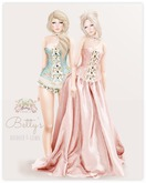 *{Junbug}* Betty's Boudoir & Gown [Complete Set]