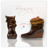 *{Junbug}* Bruges Booties