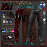 .::ONIRIA-KEVIN Pants -(wear-add to unpack)