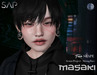 Sap ~ Masaki Shape (Teen) Male - Genus Strong Face Bento
