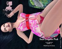 [EN] Yara Lingerie - Pink