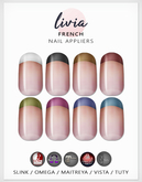 LIVIA French Nails [Slink / Omega / Maitreya / Vista / Tuty]
