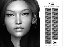 LIVIA Naomi Eyeshadow [AK Deluxe Demo]