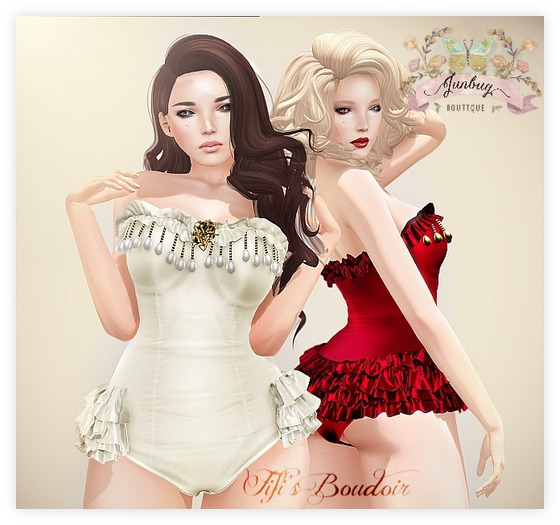 *{Junbug}* Fifi's Boudoir Complete Set
