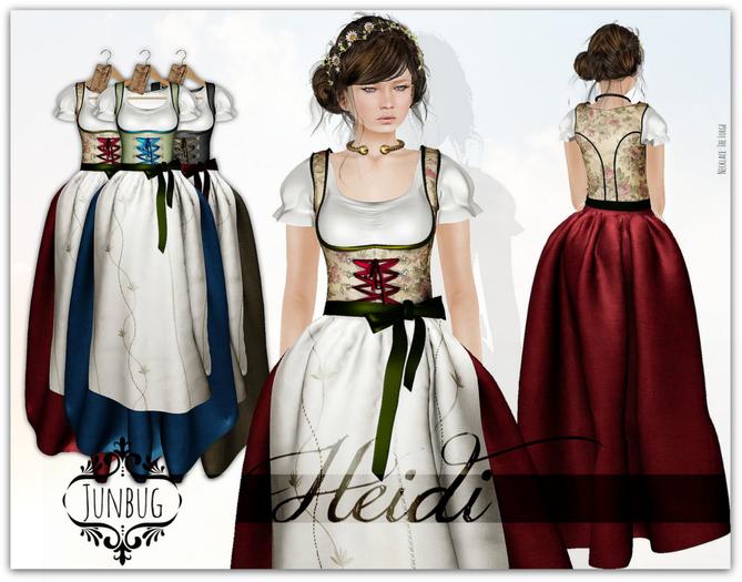 *{Junbug}* Heidi Complete Set