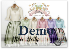 *{Junbug}* Miss Betty DEMO