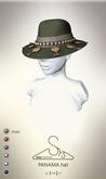 [sYs] PANAMA hat - khaki GIFT <3