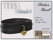[T.T] TeSs Touch _ BOX _ Choker Heart