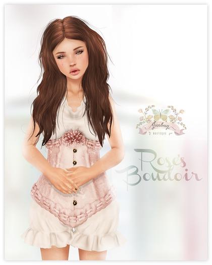 *{Junbug}* Rose's Boudoir Complete Set