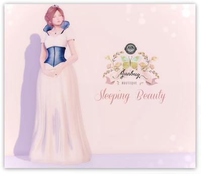 *{Junbug}* Sleeping Beauty Complete Set